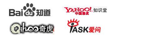 中国のQ&Aサービス