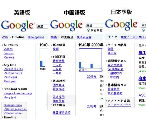 38番目の「Google検索ツール」
