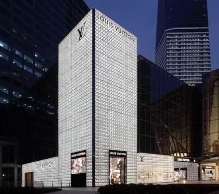 上海LV本店