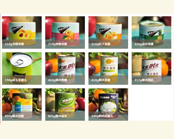 中国フルーツ缶詰メーカー