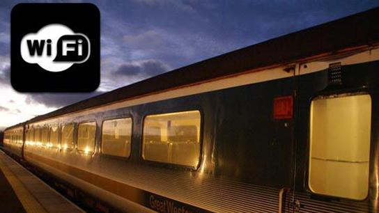 中国列車WIFI